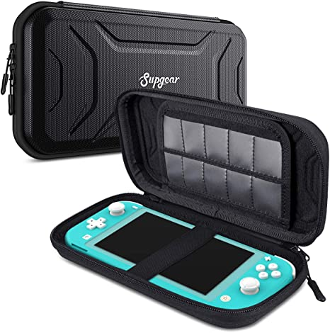 Supgear Funda para Nintendo Switch Lite, Portátil Viaje Rígida ...