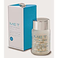 Authentic MET Tathione Soft Gel Glutathione Capsules w/Algatrium