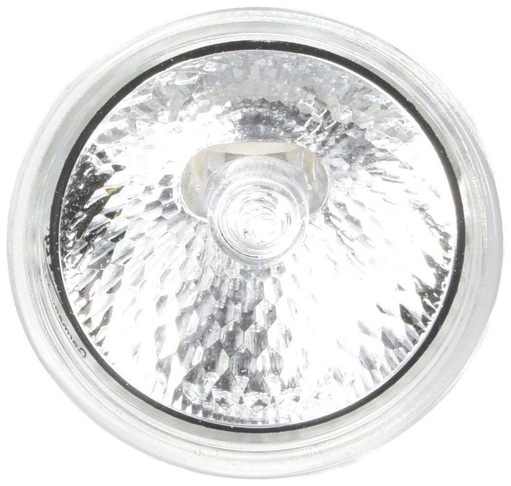 Ushio BC6294 1000427 50W Halogen Light Bulb MR16 Eurostar Reflekto EXZ Narrow Flood Open Face 3 500 Life Hours 12V