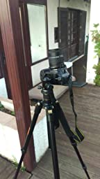 Best choice for an Intutive + Good Design + Robust + Budget Tripod!
