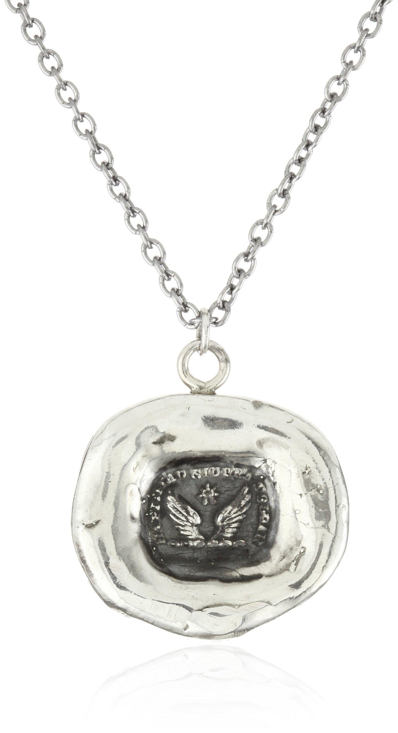Pyrrha ''talisman'' Sterling Silver Ambition Necklace