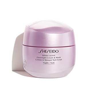 Shiseido White Lucent Overnight Cream & Mask 75 ml - 75 ml: Amazon.es