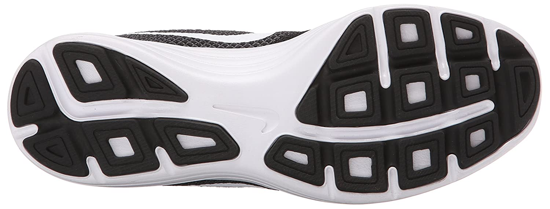 Nike  Laufschuhe Nike revolution 3,  Herren Laufschuhe  Grau (Dark Grau/Weiß-schwarz) 985695
