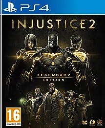 Injustice 2: Legendary Edition - PlayStation 4: Whv     - Amazon com