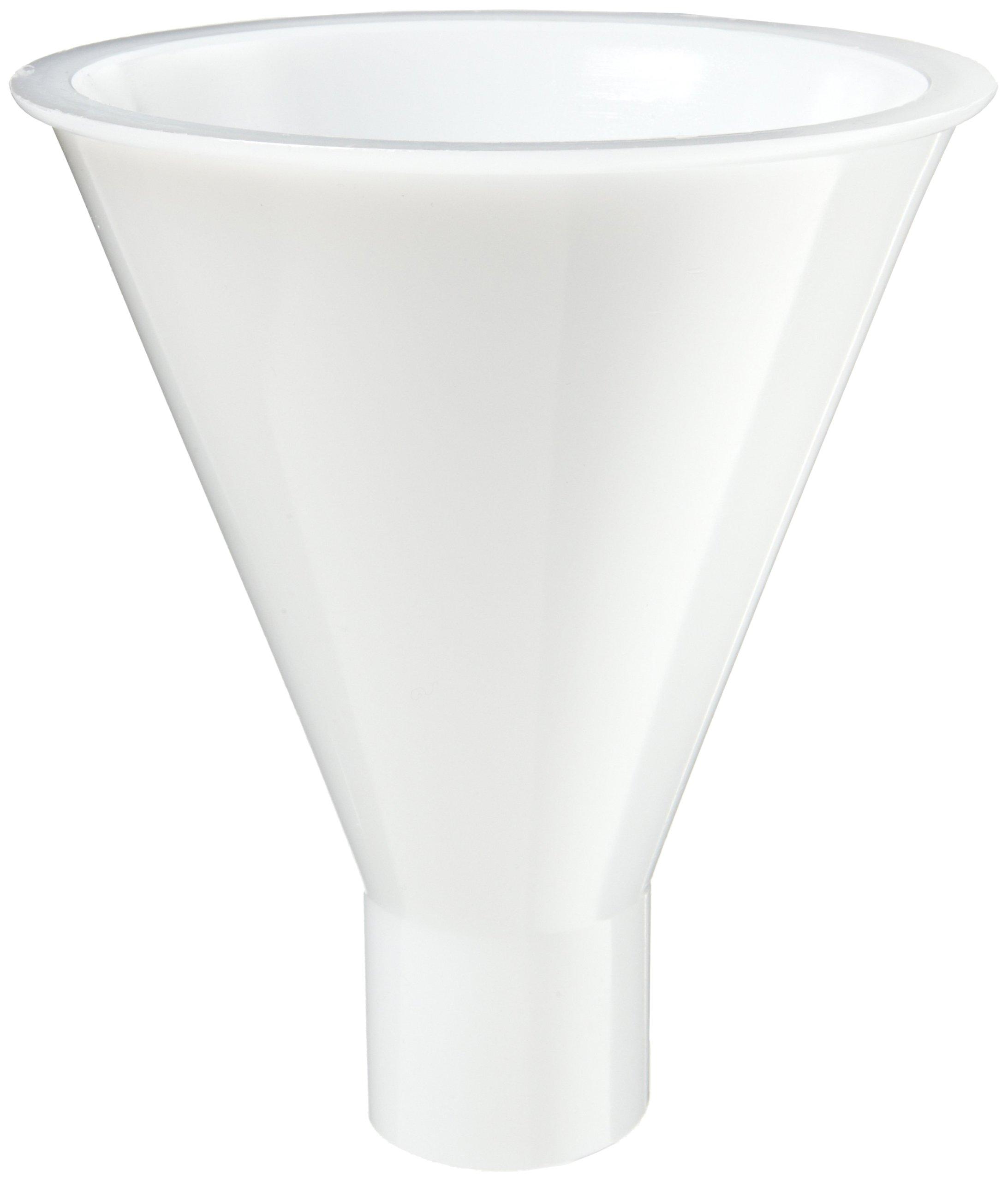 Bel-Art Polyethylene 510ml Large Powder Funnel (H14684-0000) by SP Scienceware