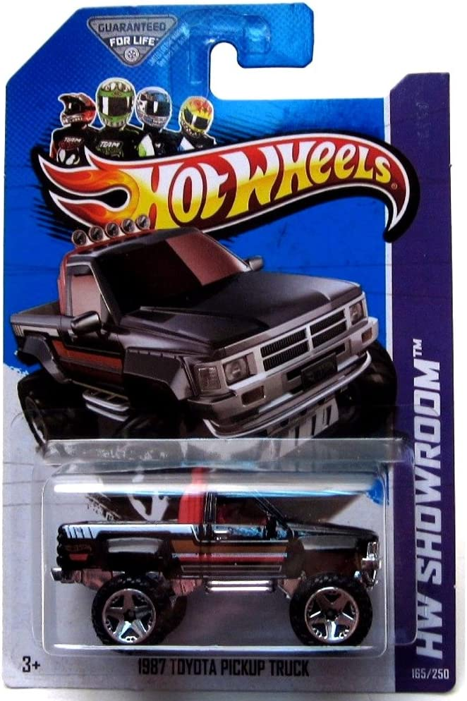 1987 Toyota Truck >> 2013 Hot Wheels Hw Showroom 1987 Toyota Pickup Truck 165 250