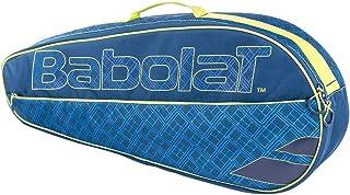 Babolat Essential Club Custodie per Racchette da Tennis, Unisex Adulto, Unisex Adulto, Essential Club, Blu/Giallo, Taglia Unica 751141