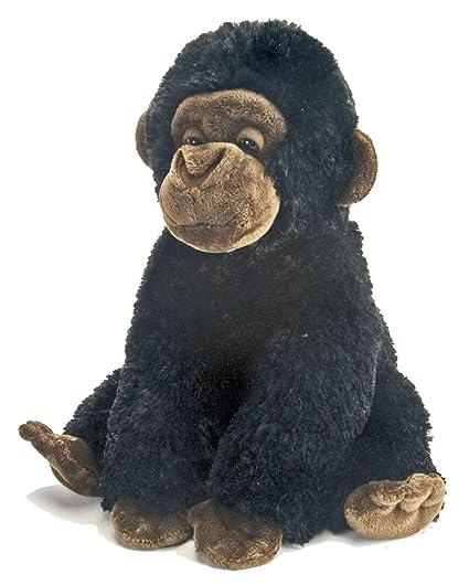 E-Chariot Soft Toys Baby Gorilla Plush Stuffed Animal Cuddlekins by Wild Republic (16614) 12 Inches