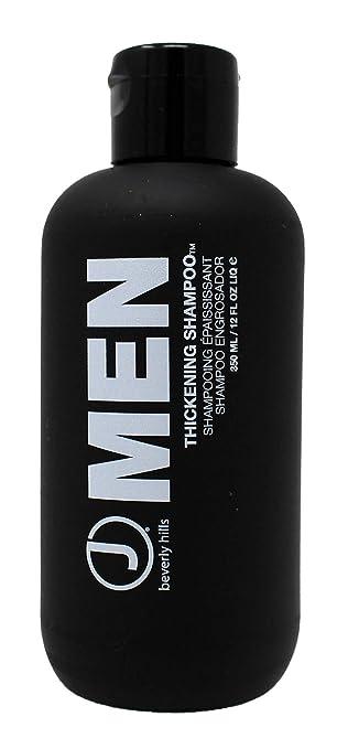 5284edb46fc4 Amazon.com : J Beverly Hills Men Thickening Shampoo 12 Ounce (New ...