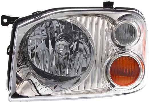 HOLIDAY RAMBLER SCEPTER 2008 2009 LEFT DRIVER HEADLIGHT HEAD LIGHT FRONT LAMP RV