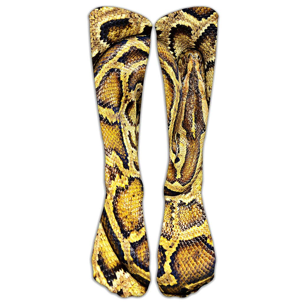 Denzar Animal Paws Socks, Unisex Adult Novelty Animal Socks Funny Paw Crew Socks,Unisex 3D Print Animal Foot Hoof Paw Print Sock Crew Socks (E)