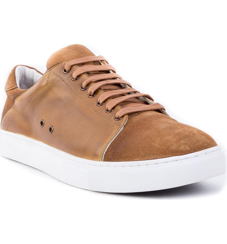[ザンザラ] メンズ スニーカー Zanzara Record Low Top Sneaker (Men) [並行輸入品] B07FG1S1RH