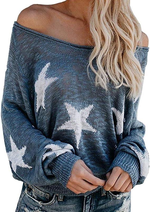 blusa con estrellas
