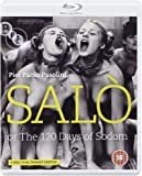 Salò or the 120 Days of Sodom [DVD + Blu-ray] [1975]