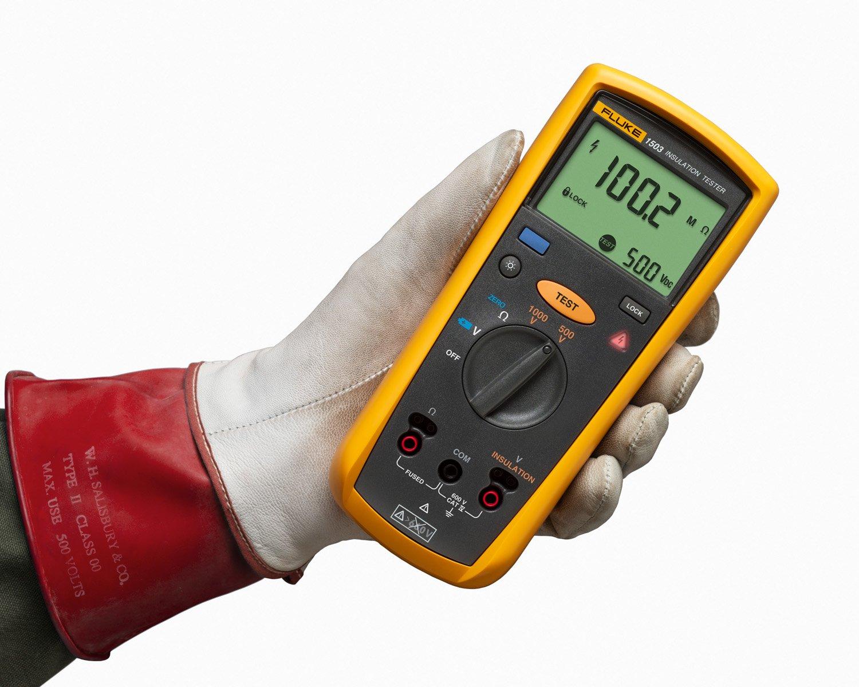 Fluke 1503 Insulation Resistance Tester by Fluke (Image #2)