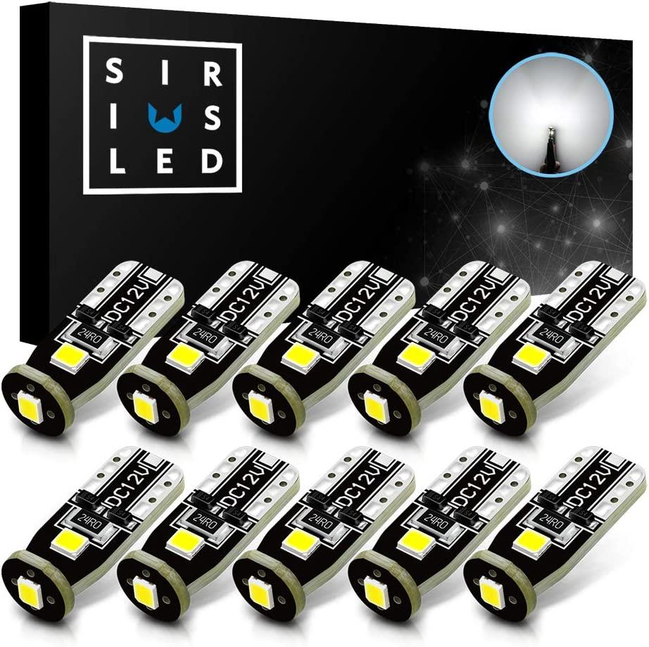 SIR-IUS-LED 194 LED Bulbs
