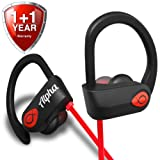 Amazon Price History for:Bluetooth Headphones, Best Wireless Sports Earbuds Workout Earphones w/ Mic - 8 Hour Battery Noise Cancelling Headsets - IPX7 Waterproof