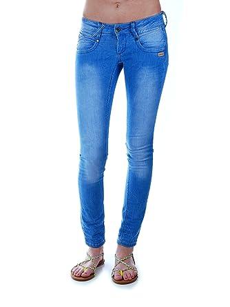 Gang Damen Skinny Jeans NENA Denim  Amazon.de  Bekleidung 60be629ddd