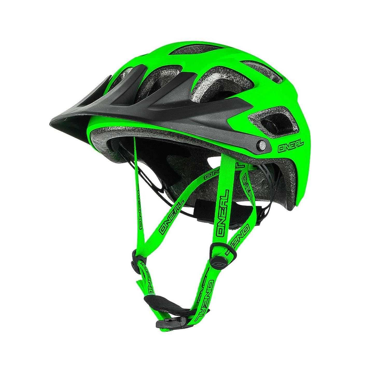 O& 039;Neal Thunderball MTB Helm Solid Matt Grün, 0007-3