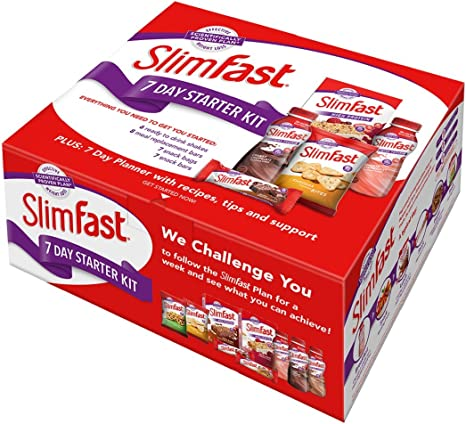 3 weeks on slimfast diet