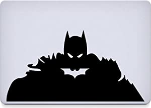 Batman Glow Eyes Macbook Decal
