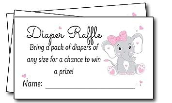 Amazon.com: Tarjeta de felicitación de elefante rosa con ...
