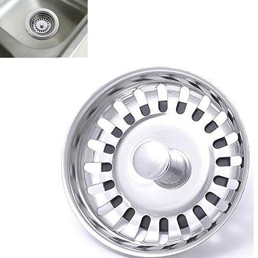 Sink StrainerSink Drainer Plug Efly Premium DoubleLayer - Kitchen sink drainer