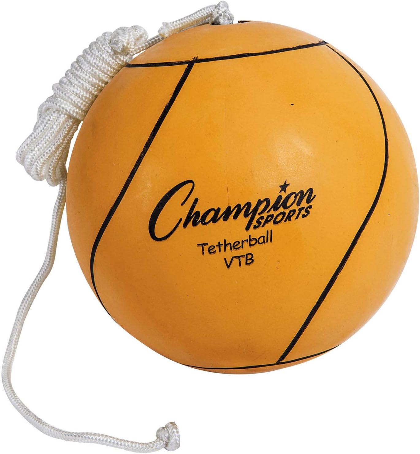 Champion - Pelota de Deporte, Color Amarillo: Amazon.es: Deportes ...