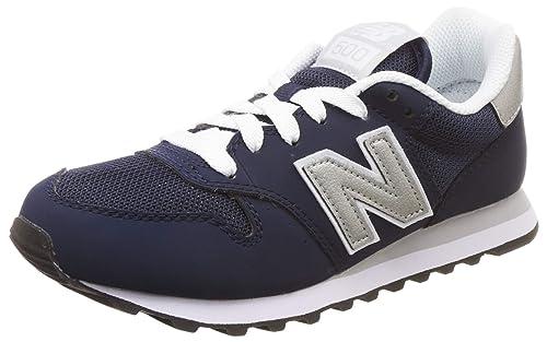 Buy new balance Women 500 Ozone Blue Glo Sneakers-6 UK (39 EU ...