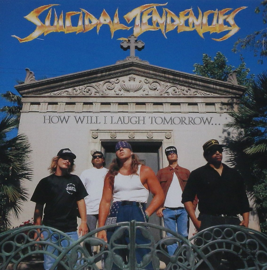 How Will I Laugh by Suicidal Tendencies