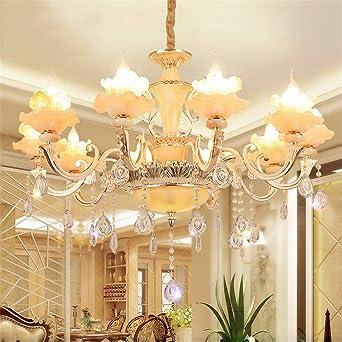 moderno cristal Lámparas de Araña Luces de techo Luces ...