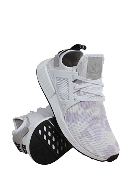 Adidas Men\u0027s NMD-XR1 Running Shoes White/White/Black 11 D(M