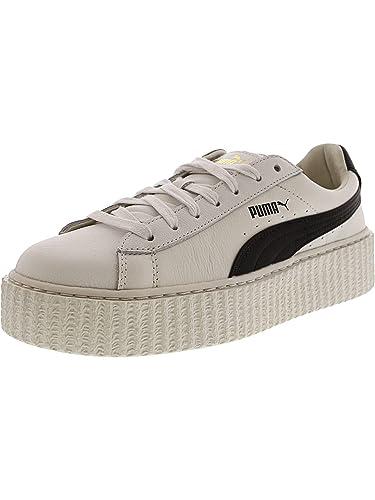 8c15bb0aa8cc Puma Creeper White  amp  Black - 364462 01  Amazon.de  Schuhe ...