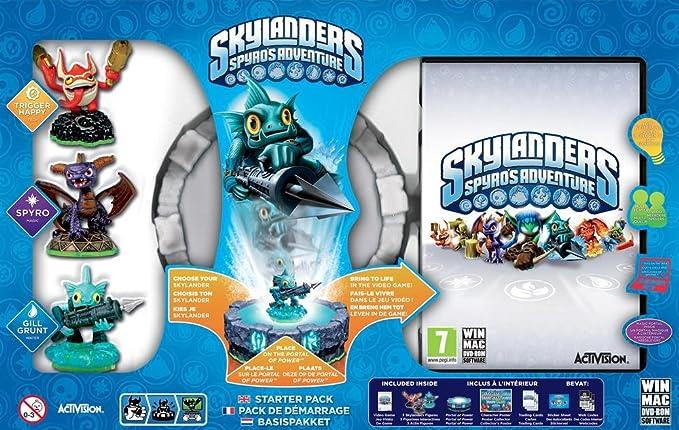Activision Skylanders: Spyros Adventure Starter Pack PC, Mac ...