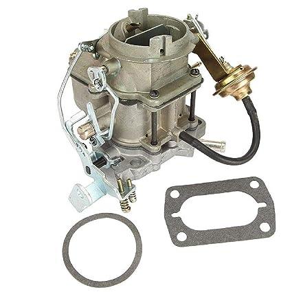 ALAVENTE Car Carburetor for Dodge Chrysler 318 V8 5 2L 1967-1980 Dodge 6  CIL Engine