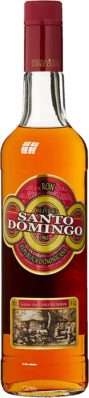 Santo Domingo Santo Domingo Gran Antaño Reserva Ron 38% Vol. 0,7L - 700 ml