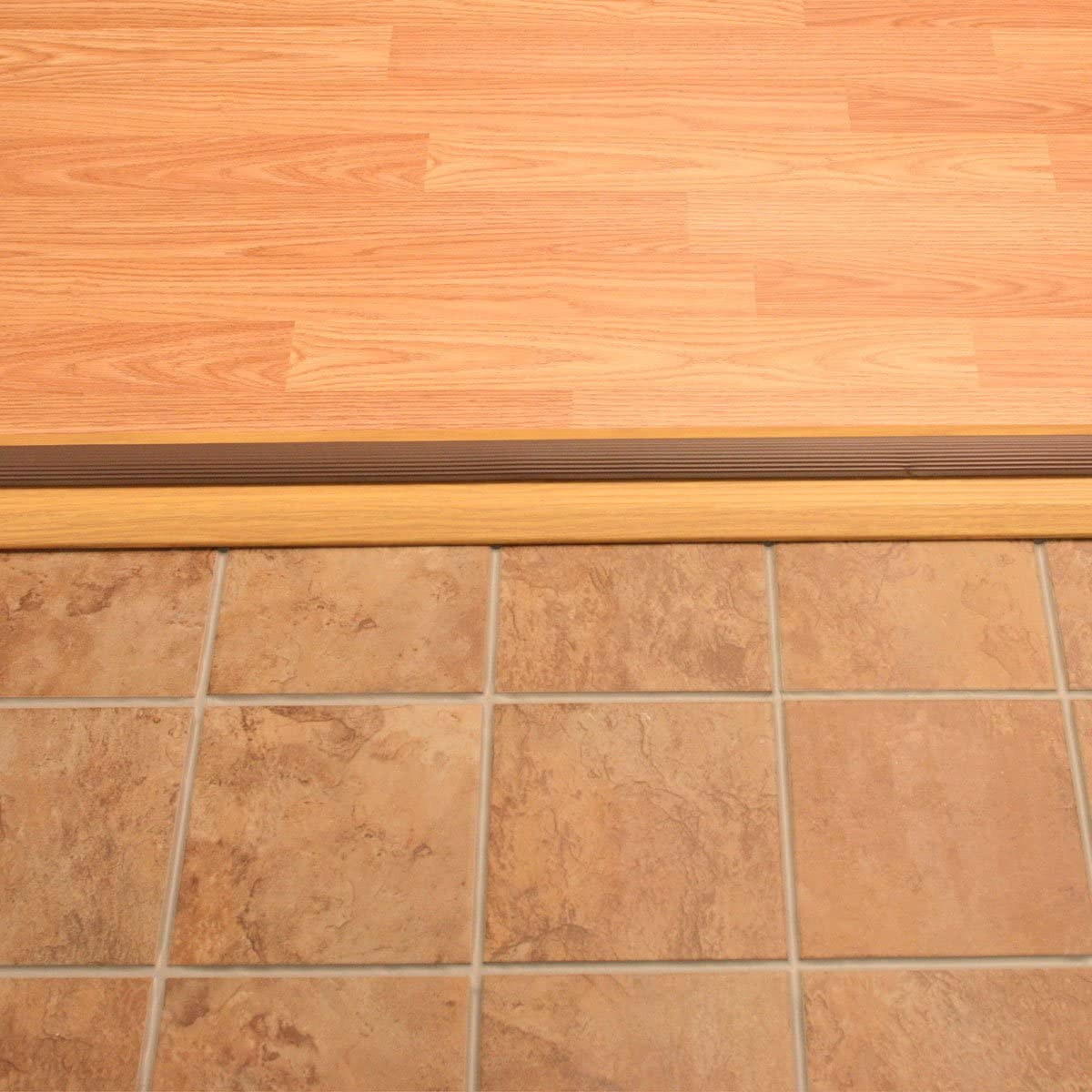 M-D Building Products 43151 36-Inch Deluxe Low Threshold with Vinyl Seal