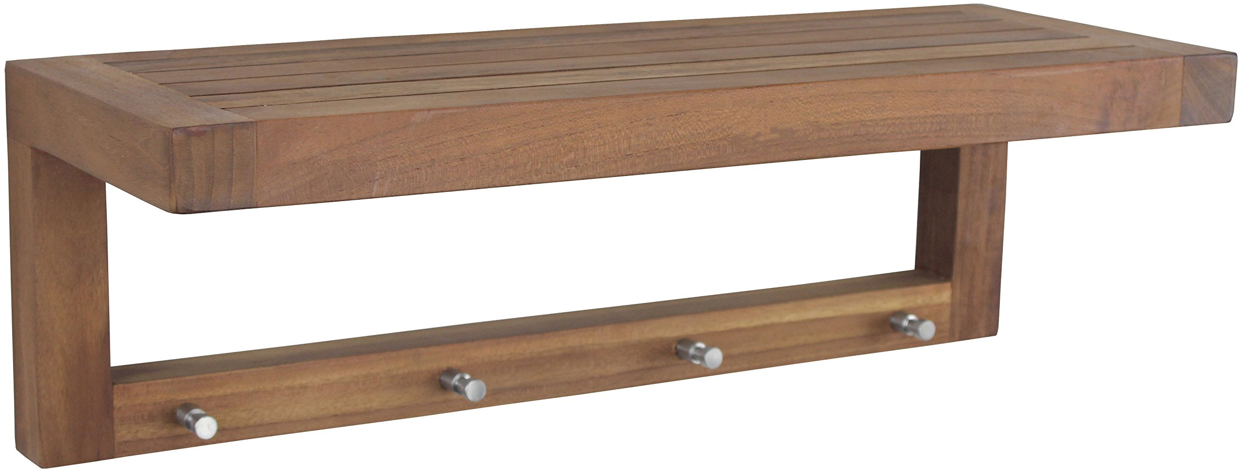 The Original Spa 30 Teak Shower Bench With