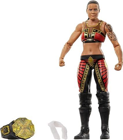 WWE Shayna baszler NXT FX Accessoires Mattel Elite SERIES 67 Wrestling Figure