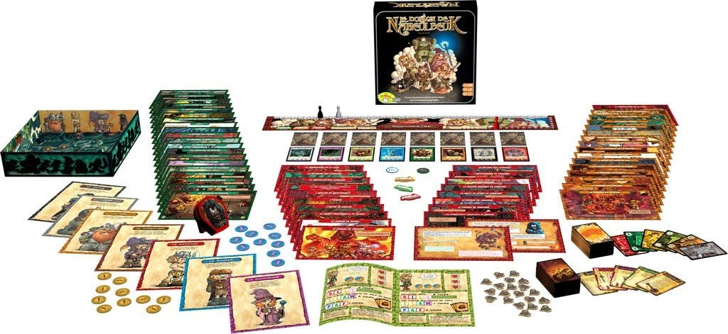 Repos Production - Juego de Estrategia Don, 3 a 6 Jugadores (DONFR01) (versión en francés): Amazon.es: Juguetes y juegos