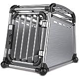 Transportbox Hundebox Alubox Autobox Travel Dog 67 x 52 x 59,5 cm