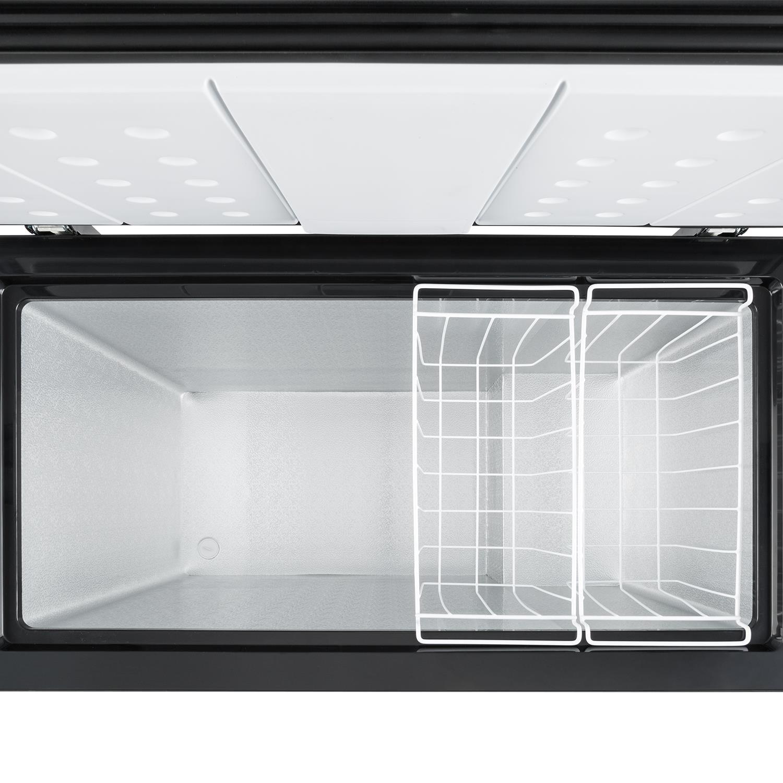 Klarstein Iceblokk 200 - Congelador Horizontal, 200 L, Eficiencia ...