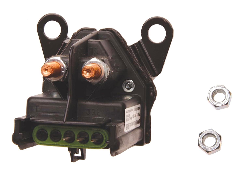 ACDelco 212-366 GM Original Equipment Diesel Glow Plug Relay