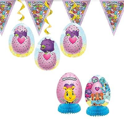 Hatchimals Decorating Kit, 7 Ct.: Toys & Games