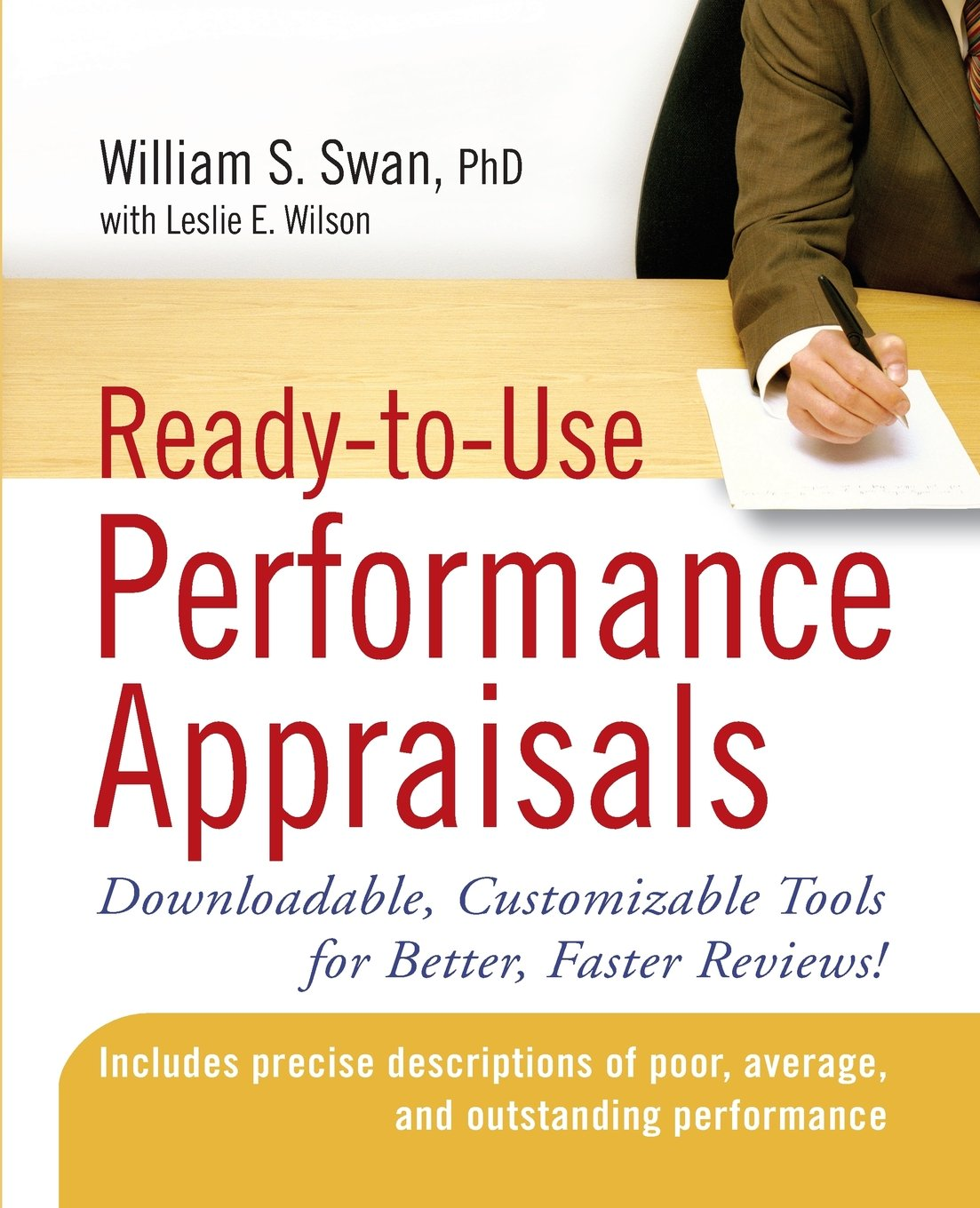 Read Online Ready-to-Use Performance Appraisals: Downloadable, Customizable Tools for Better, Faster Reviews! PDF