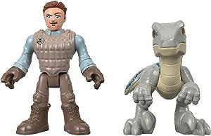 Fisher-Price Imaginext Jurassic World, Basic Item