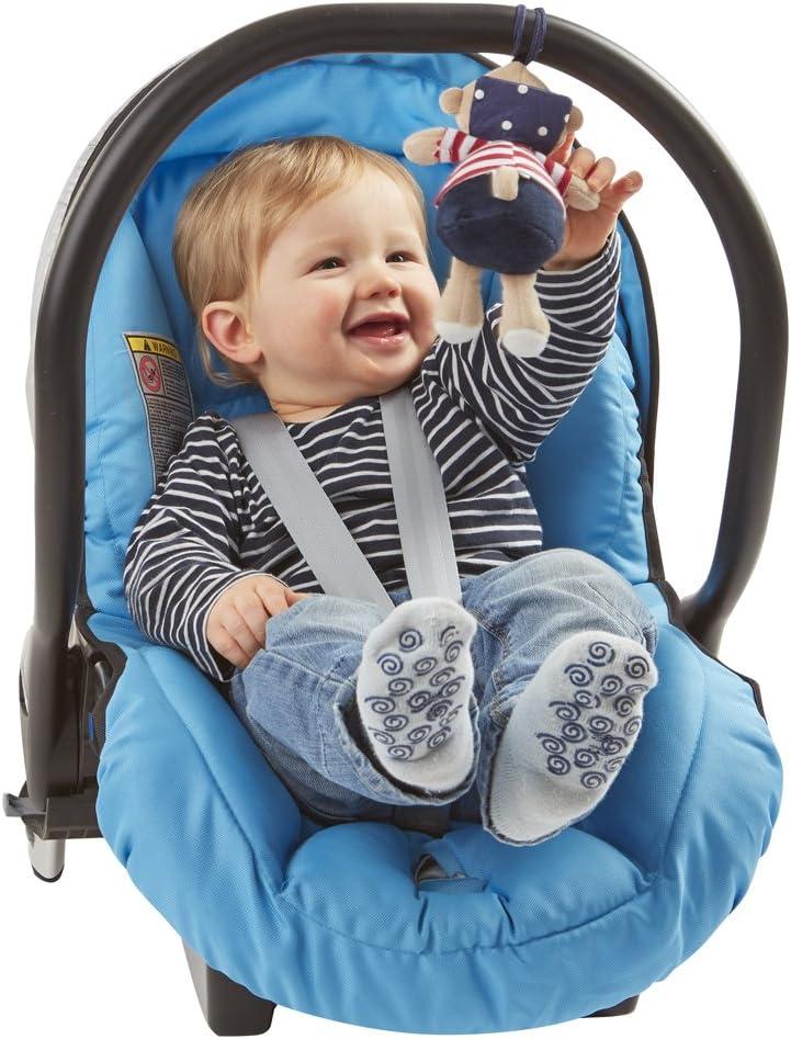 Gimnasio para beb/é Fehn 078220 Manta de Juegos para beb/és, Multicolor, Ni/ño//ni/ña, Interior, 85 cm, 850 mm