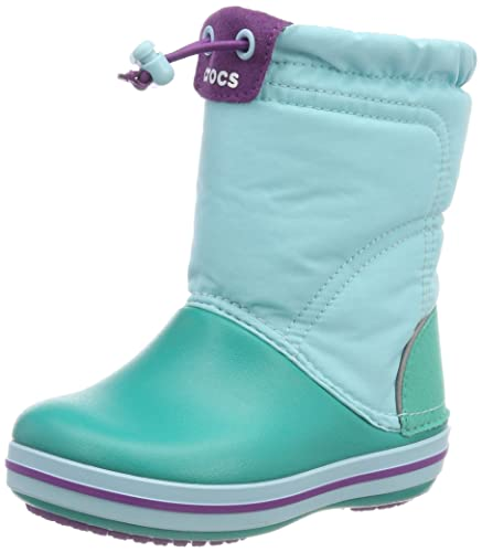 9a6eb4c42 crocs Crocband LodgePoint Boot K Sneakers 203509 4IM  Buy Online at Low  Prices in India - Amazon.in