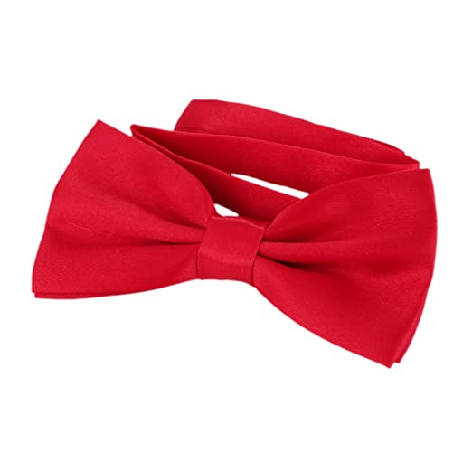 A bow tie makes anything classy