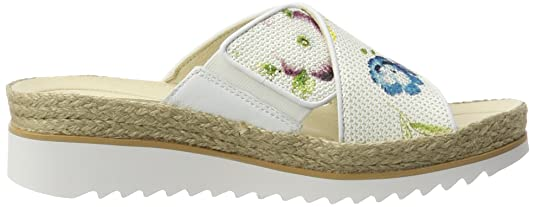 Gabor Shoes Fashion, Mules Femme, Multicolore (Multicolor 45), 38.5 EU